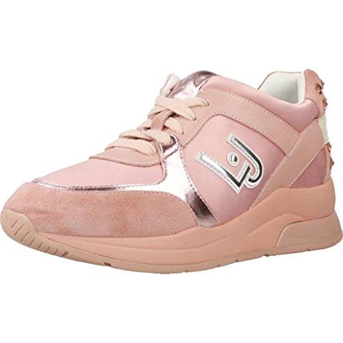 LIU-JO Damen Laufschuhe, Color Pink, Marca, Modelo Damen Laufschuhe Running Miranda Pink
