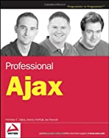 Professional Ajax Front Cover