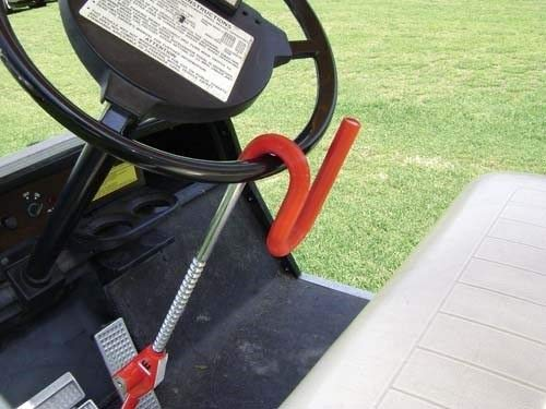 3G Golf Cart Pedal to Wheel Lock