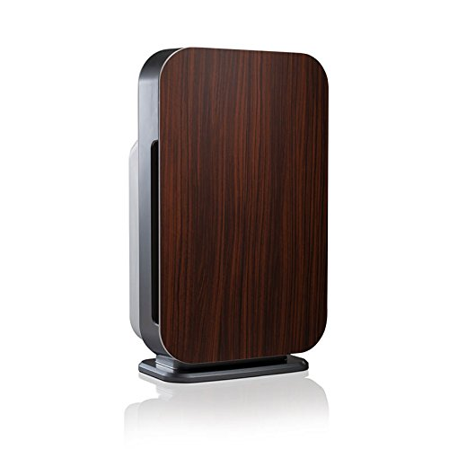 Alen BreatheSmart FLEX Customizable Air Purifier with HEPA-Pure Filter to Remove Allergies and Dust (Rosewood, Pure, 1-Pack)