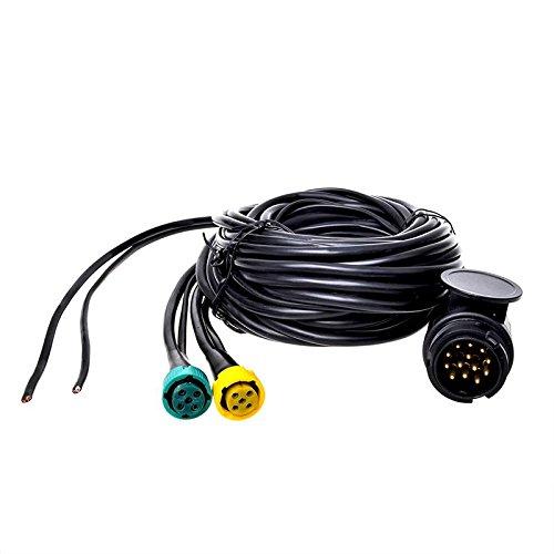 2x Steckverbinder 5-polig mit Abg 6M 343093 Selbst verkaufen Details zu Kabelsatz 9M mit Stecker 13-polig Kabelsatz-9M-mit-Stecker-13-polig-2x-Steckverbinder-5-polig-mit-Abg-6M-343093 /Ähnlichen Artikel verkaufen