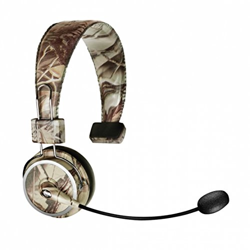 - United Pacific Blue Tiger Elite Camo Bluetooth Headset 95001