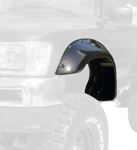 (Bushwacker 31019-11 Toyota Cut-Out Fender Flare - Front Pair)