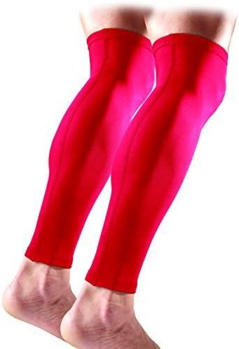 Pair McDavid Compression Leg Sleeves