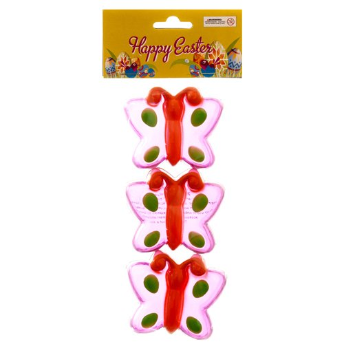 Happy Easter Butterfly Containers 9ct