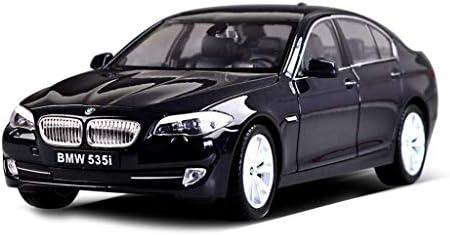 YN モデルカー 1時24分モデル合金車モデル子供のおもちゃの車コレクション趣味モデルBMW車535i ミニカー