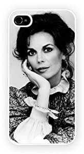 Natalie Wood B Iconic Female Moviestars, Samsung Galaxy S6 cell phone case / skin