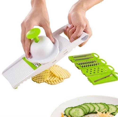 DoComer(TM) Shredder Slicer Into Strips Cut Vegetable Kitchen Multifunction Choppers Graters