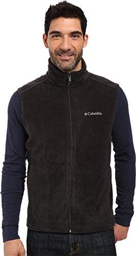 Columbia Men's Steens Mountain Vest, Black, Medium