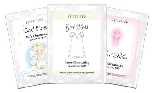 (Personalized Lemonade Favors - Set of 24 (Religious))