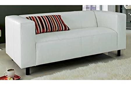 contemporary modern sofa set includes 1 x small 2 seater leather