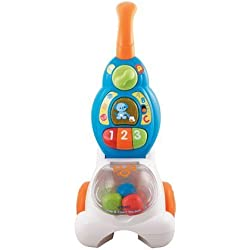 VTech Pop and Count Vacuum Push Toy by VTech