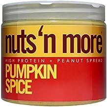 Nuts N More Pumpkin Peanut Butter, 16 Ounce