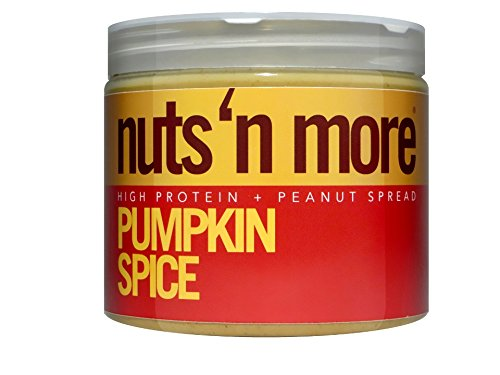 Nuts N More Pumpkin Peanut Butter, 16 Ounce