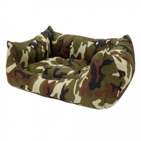 Yagu Cuna Confort Nº1 50x38 Camuflaje: Amazon.es: Productos para mascotas