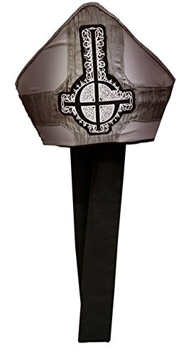 [Ghost! Papa II Emeritus Adult Costume Hat] (Trick Or Treat Costumes Images)