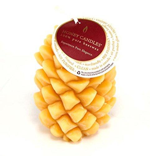 Honey Candles Ornamentals-Ponderosa Pine Cone