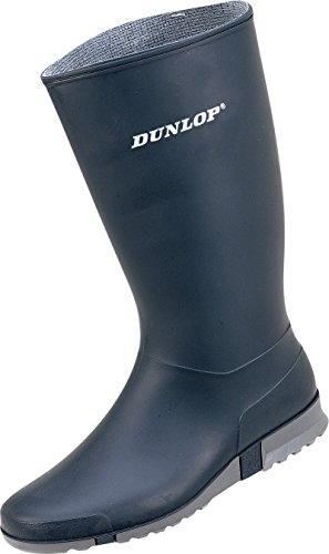 Dunlop Sport - Gummistiefel für Frauen und Kinder in 3 Farben Blau