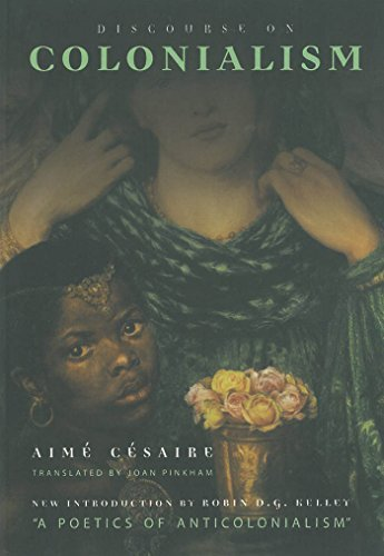 Download Discourse on Colonialism, and, An Interview with Cesaire Aime pdf epub