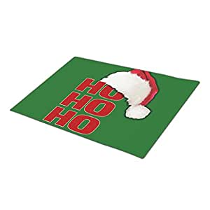 X-Romance Doormat Christmas Door Mate Santa Claus