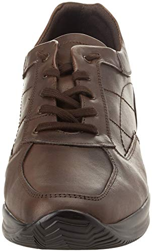 Marrone Marrone BATA 8444325 4 Scarpe Low Top Uomo Ywf4qR