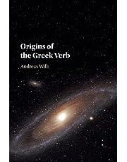Origins of the Greek Verb