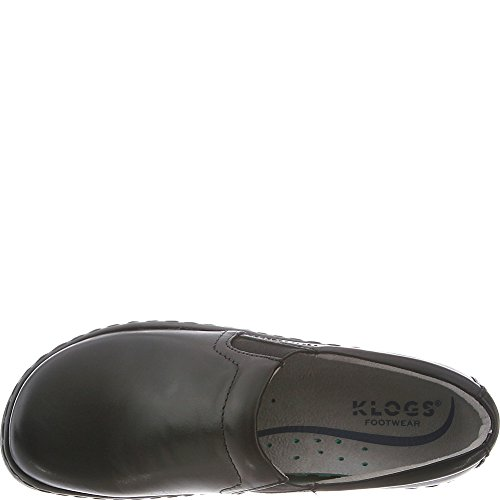 Pour Homme Black Chaussures Klogs Nashua Oiled UxwYYa