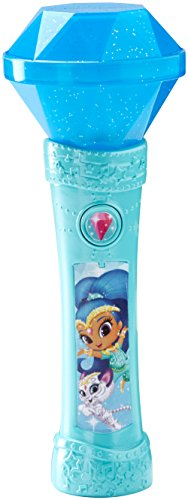 Signature Shimmer - Fisher-Price Nickelodeon Shimmer & Shine, Shine Genie Gem Microphone