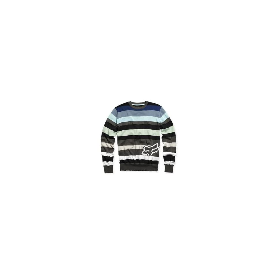 Fox Racing Central Sweater   Large/Midnight