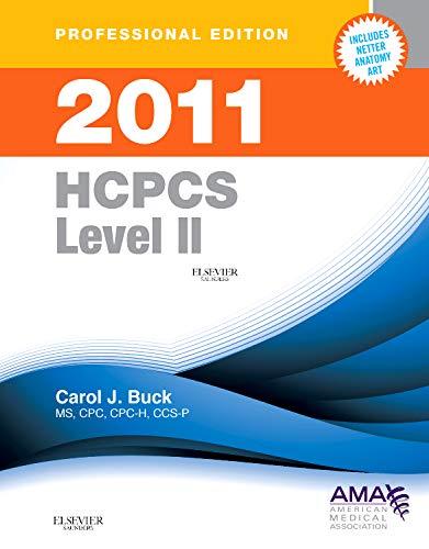 2011 HCPCS Level II (Professional Edition) (HCPCS (American Medical Assn))