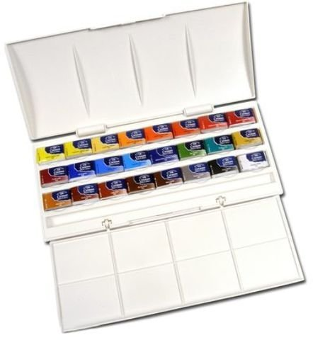 Winsor & Newton Cotman Water Colour Studio Set 1 pcs sku# 1841678MA
