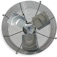 Dayton Exhaust Fan, 12 In, 115 V, 820 CFM - 1HKL4 by Dayton