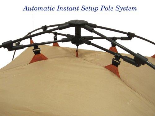 Product Description & Tents Genji Sports Instant Camping Tent | eBay