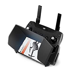 HeiyRC 4.7in Sun Shade Phone Hood for DJI Mavic Pro,Mavic Mini,Mavic Air,Spark,Mavic 2 Zoom,Phantom 3 4 Drone Remote Controller for iPhone 6 7