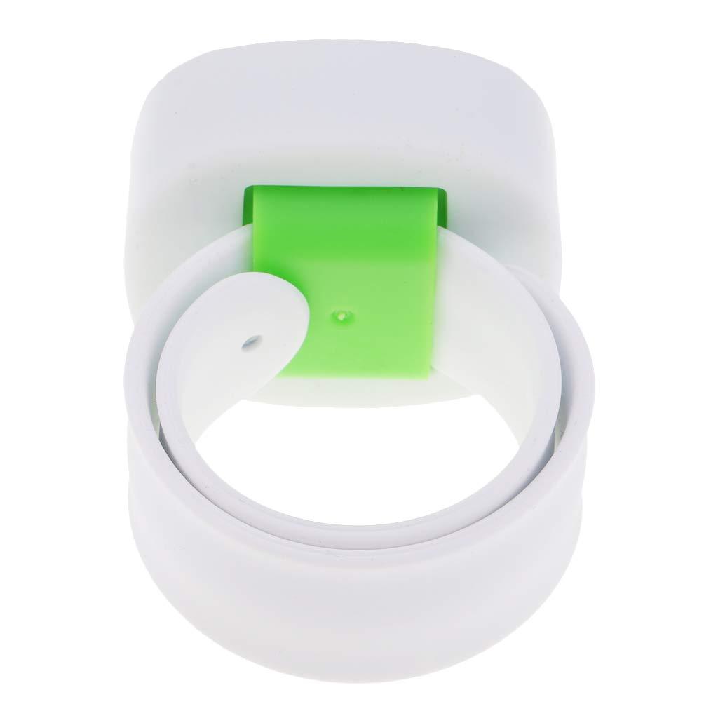 Baoblaze Handgelenk Sortiert Magnetischer Pin Halter Gr/ün Armnadelkissen Magnet