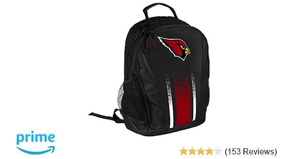 7061893ec146 Amazon.com   Arizona Cardinals 2016 Stripe Primetime Backpack   Sports    Outdoors