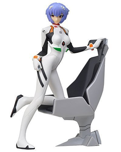 Sega Evangelion 2.0: You Can (Not) Advance: Rei Ayanami Premium Figure Girl with Chair ()