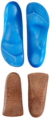 Birkenstock BirkoSport Arch Support Insoles, Men's 13-13.5