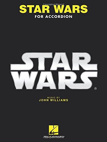 Star Wars for Accordion (Accordion Williams John)