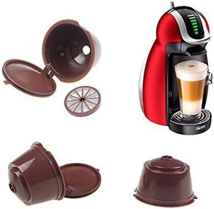 Pack de 3 cápsulas de café Dolce Gusto de 150 veces recargables ...