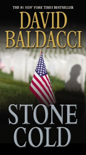 book cover of Stone Cold