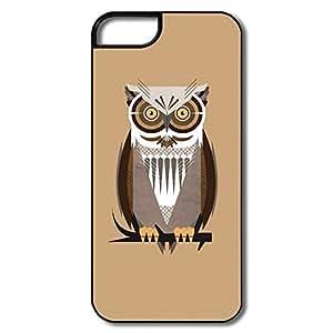 PTCY IPhone 5/5s Custom Geek Owl