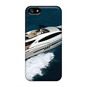 BeverlyVargo Fui4599evgN Protective Cases For Iphone 5/5s(2009 Lazzara Yachts Lsx Ninety Two Running)