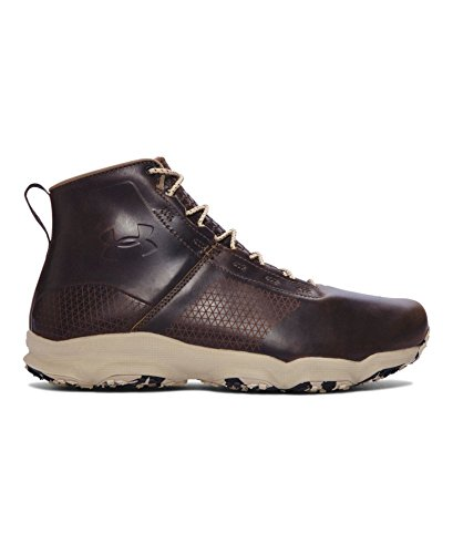 Learn More About Under Armour Men's UA SpeedFit Hike Leather Boots