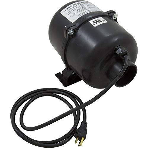 Blower, Air Supply Ultra 9000, 1.0hp, 115v, 4.5A, Nema Cord ()