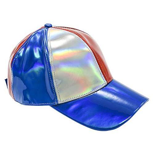 DollarItemDirect Patriotic Iridescent Baseball Cap, Case of 72
