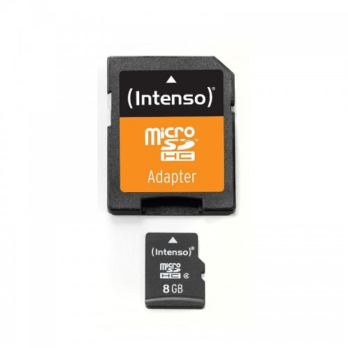 3 opinioni per Intenso Micro-SDHC Secure Digital 3403460