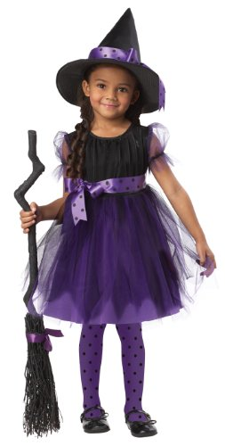 Charmed Witch Girl's Costume, Large, One Color