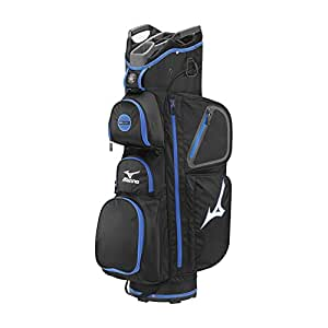 Mizuno Golf Elite Cart Bag Black
