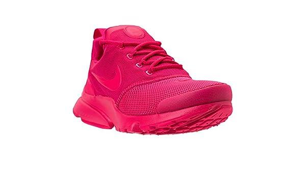 Nike Presto Fly Girls, Rush Pink, 5: Amazon.es: Zapatos y complementos